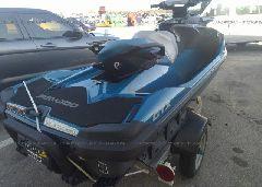 2018 BOMBARDIER GTXS155 - YDV05448L718 rear view