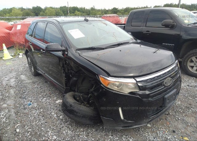 Inventory #834251743 2011 FORD EDGE