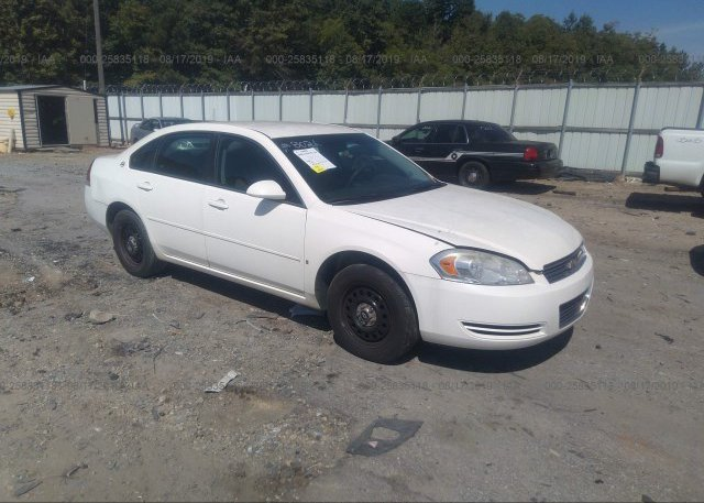 Inventory #218982419 2007 Chevrolet IMPALA
