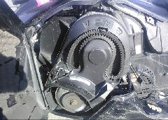 2017 SKI-DOO RENEGADE 600 - 2BPSBXHA8HV000412 engine view