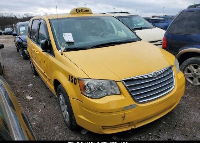Inventory #972662106 2009 Chrysler TOWN & COUNTRY