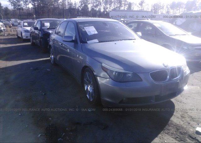 Inventory #741919907 2004 BMW 530