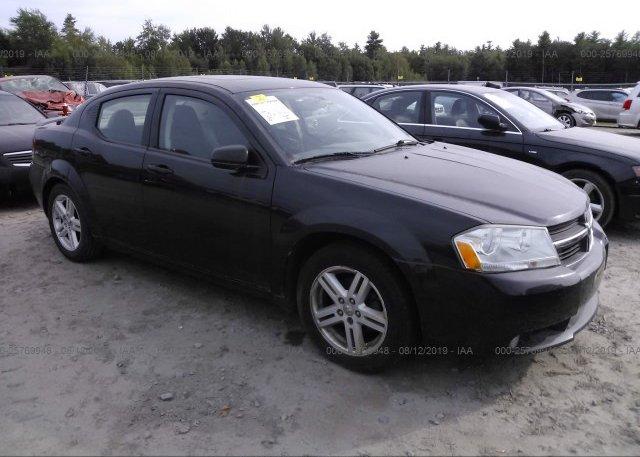 Inventory #779066006 2010 Dodge AVENGER