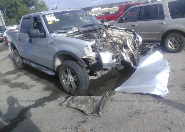 Inventory #604730597 2004 FORD F150
