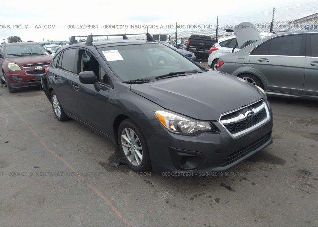 Inventory #560996761 2013 Subaru IMPREZA