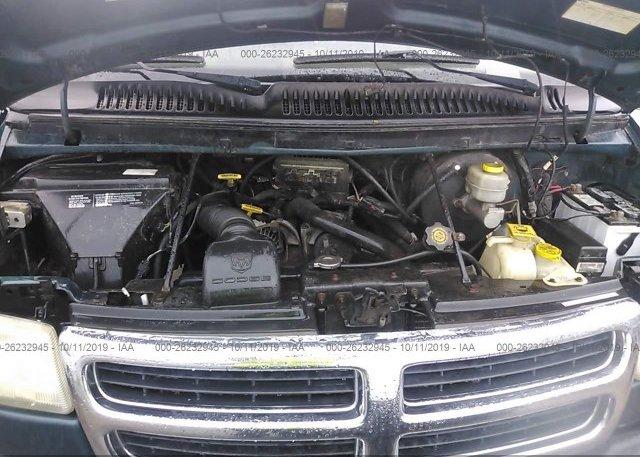 2002 Dodge RAM WAGON - 2B5WB25ZX2K124312
