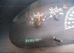 2002 Dodge RAM WAGON - 2B5WB25ZX2K124312 inside view