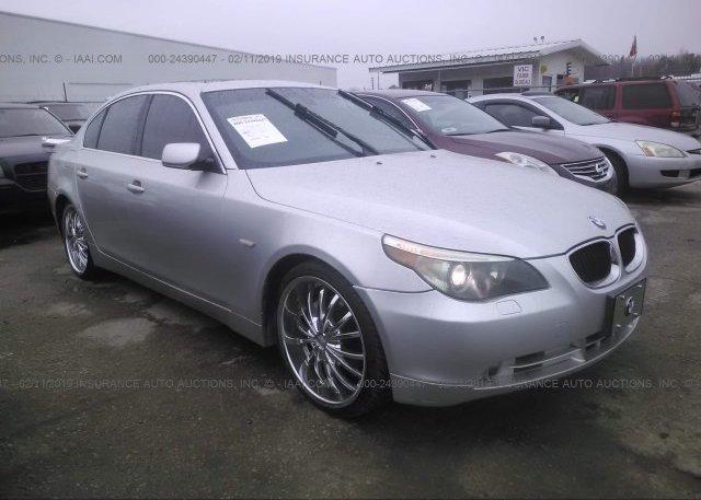 Inventory #792009730 2004 BMW 530