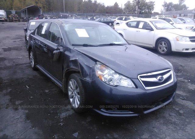 Inventory #609001133 2012 Subaru LEGACY