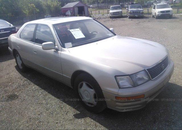 Inventory #380655998 1997 Lexus LS