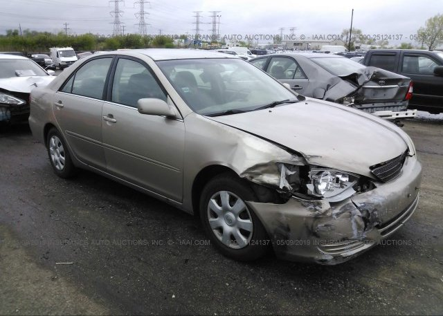 Inventory #682821164 2002 Toyota CAMRY