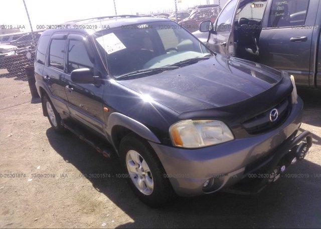 Inventory #231564826 2002 Mazda TRIBUTE