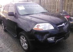 2002 Acura MDX - 2HNYD18652H515106 Left View