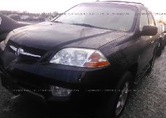 2002 Acura MDX - 2HNYD18652H515106 Right View