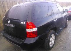 2002 Acura MDX - 2HNYD18652H515106 rear view