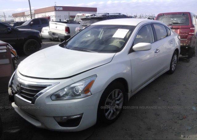 Inventory #566913916 2015 Nissan ALTIMA