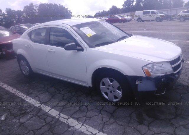 Inventory #869920828 2010 Dodge AVENGER