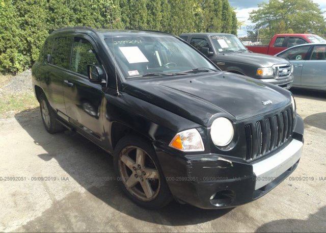 Inventory #660815984 2007 JEEP COMPASS