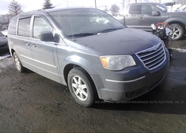 Inventory #748201929 2009 Chrysler TOWN & COUNTRY