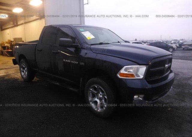 Inventory #833720574 2012 Dodge RAM 1500