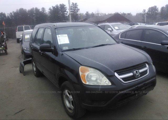 Inventory #461163294 2004 Honda CR-V