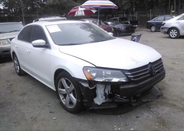 Inventory #583640082 2013 Volkswagen PASSAT