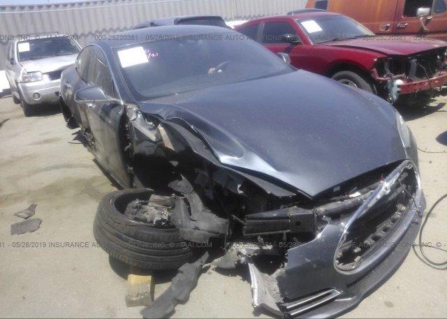 Inventory #337738967 2014 Tesla MODEL S