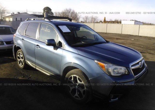 Inventory #555788428 2014 Subaru FORESTER