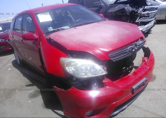 Inventory #414038028 2007 Toyota COROLLA MATRIX