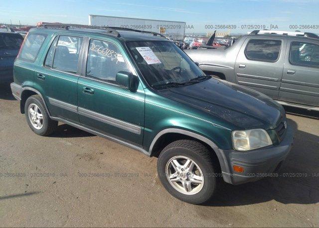 Inventory #883467089 2000 Honda CR-V