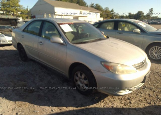Inventory #824893972 2003 Toyota CAMRY