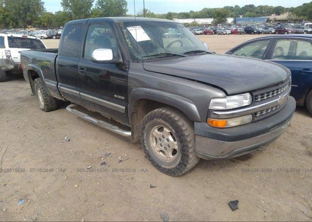 Inventory #693681826 2000 Chevrolet SILVERADO