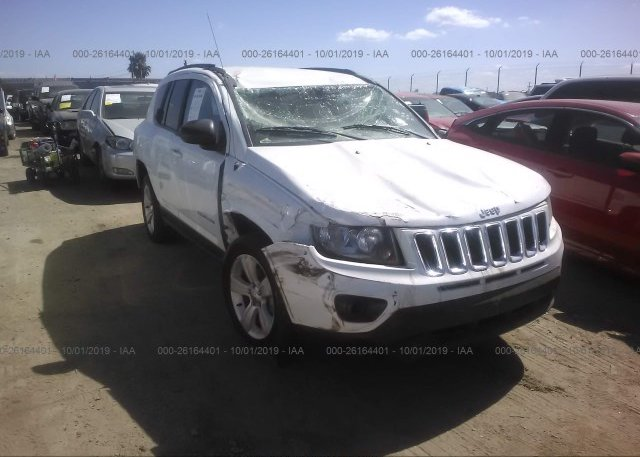 Inventory #137280190 2015 JEEP COMPASS
