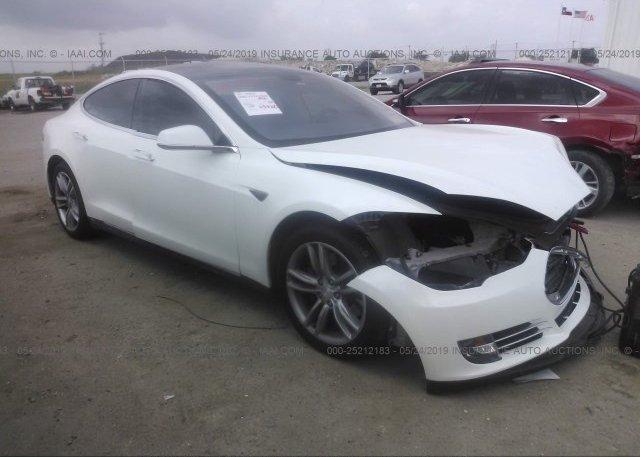 Inventory #869166814 2013 Tesla MODEL S