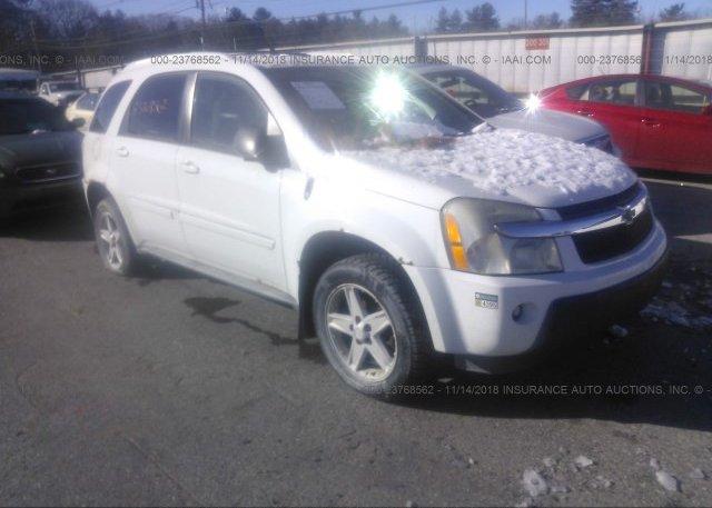 Inventory #391932804 2005 Chevrolet EQUINOX