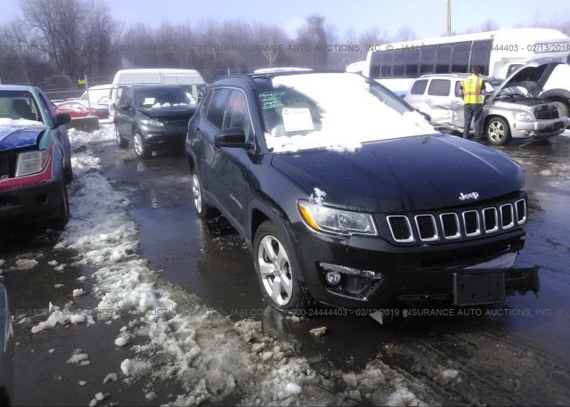 Inventory #408036017 2018 JEEP COMPASS