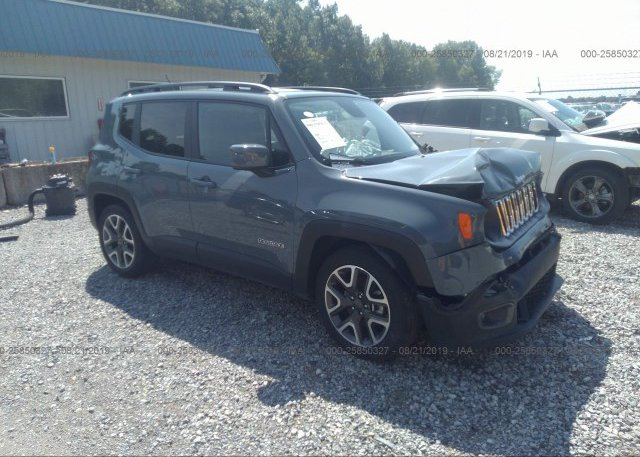 Inventory #940150870 2017 JEEP RENEGADE