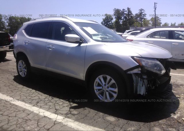 Inventory #824894727 2014 Nissan ROGUE