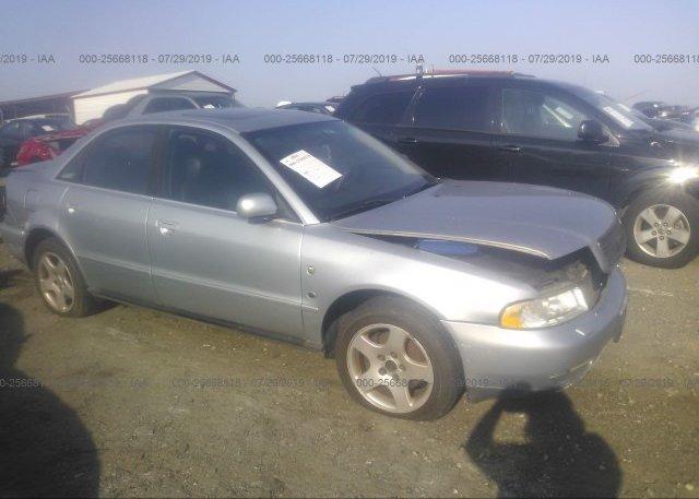 Inventory #920836852 1996 AUDI A4