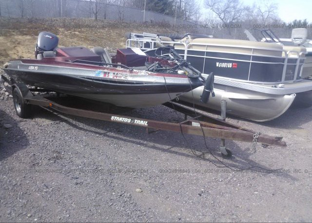 Stratos Boats For Sale >> Bidding Ended On Bzn4n159l495 Salvage Stratos Boats 284 Fs