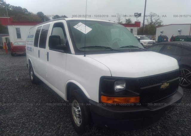Inventory #342299628 2011 Chevrolet EXPRESS G2500