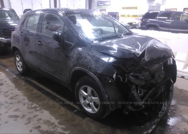Inventory #450932907 2016 CHEVROLET TRAX