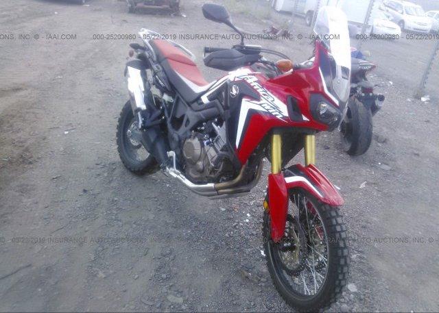 Inventory #347345380 2017 Honda CRF1000