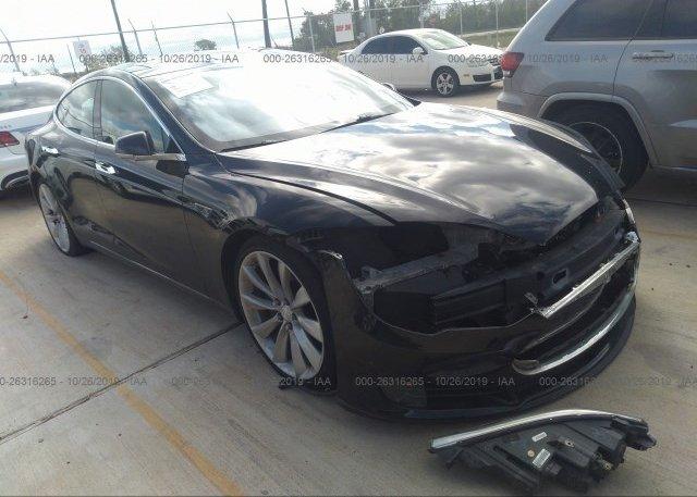 Inventory #233892698 2013 Tesla MODEL S
