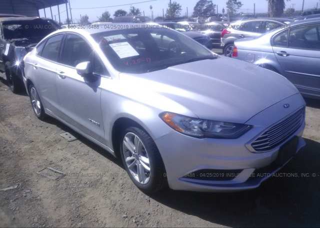 Inventory #673544539 2018 FORD FUSION