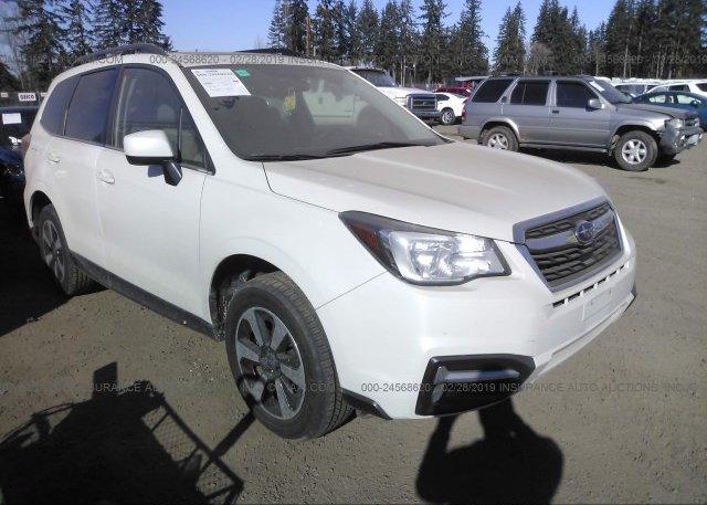 Inventory #571154641 2018 Subaru FORESTER
