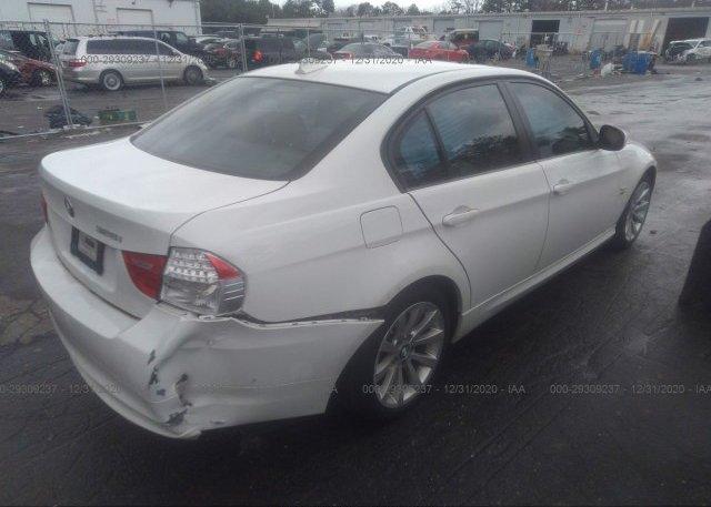 цена в сша 2011 BMW 3 SERIES WBAPK5C56BA660308