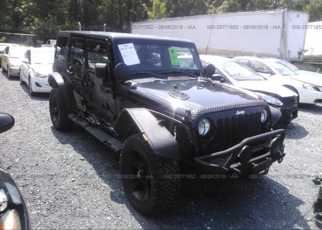 Inventory #738076960 2012 JEEP WRANGLER UNLIMITE