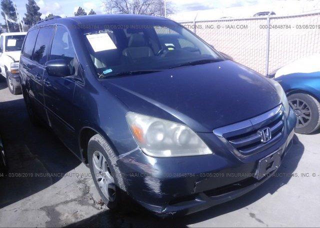 Inventory #422862811 2006 Honda ODYSSEY