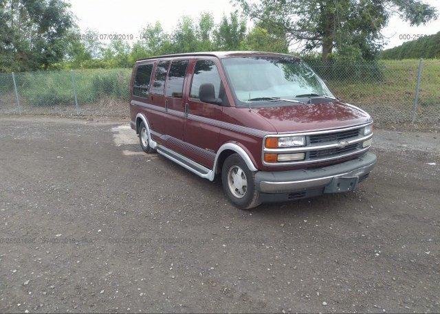 Inventory #849369014 1997 Chevrolet EXPRESS G1500